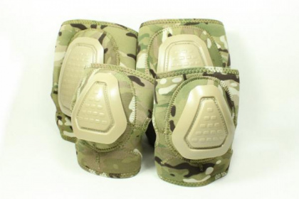 Emerson DNI Neoprene Knee/Elbow Pads Set Multicam