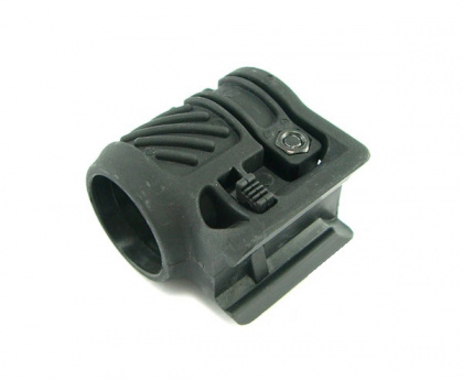 Cyma Flashlight QD Mount for AK BK