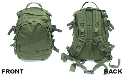 Guarder 3-Day Assault Pack OD