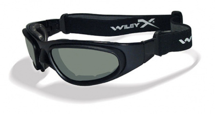Wiley X очки SG-1 Smoke/Clear Lens/Matte Black Frame