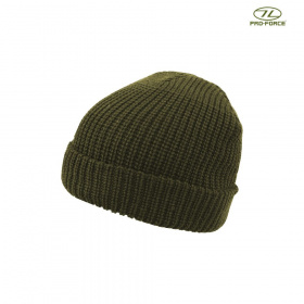 Highlander Watch Hat Acrylic Olive