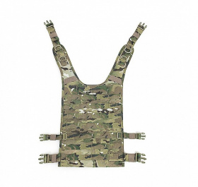 WAS Back Panel Multicam