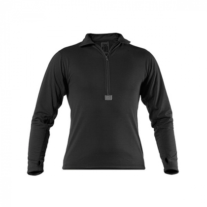 "Pentagon Thermal Shirt ""Olympos"" Black"