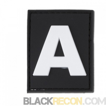 JTG Letter A Identification Patch SWAT
