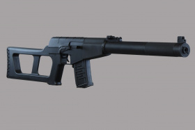 China made VSS Vintorez AEG Black