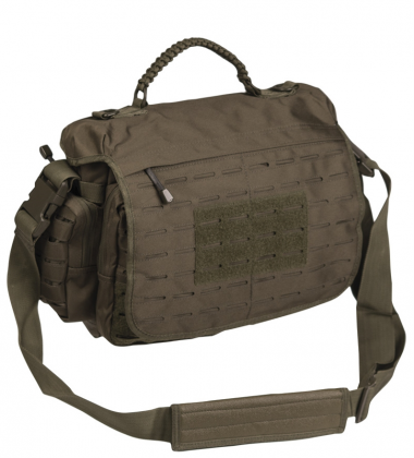 Милтек сумка Tactical Paracord Bag Large Olive
