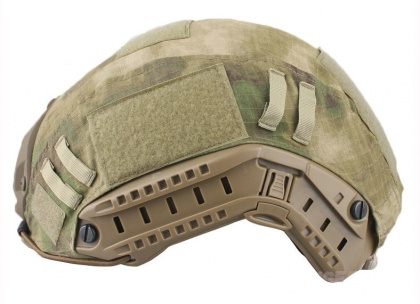 Emerson Tactical FAST Helmet Cover A-TACS FG