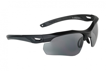 Swiss Eye очки Skyray Smoke/Clear Lens/Black Frame