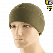 M-Tac шапка Watch Cap Premium флис (343г/м2) Army Olive