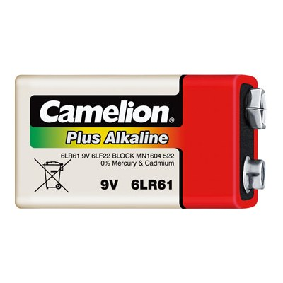 Camelion батарейка 6LR61 Plus Alkaline