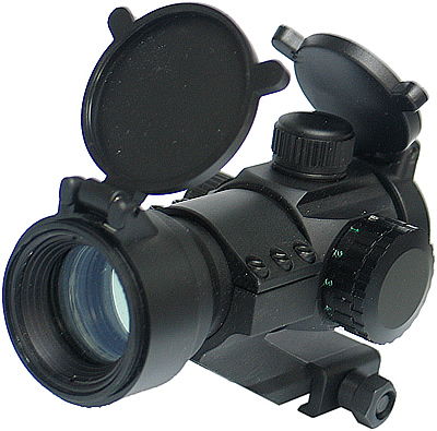 KA Green/Red Dot Scope w/QR mount