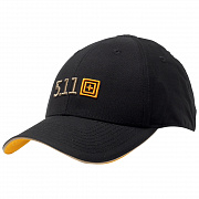 5.11 бейсболка Recruit Hat Black