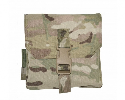 WAS .50 Cal Mag Pouch Multicam