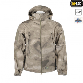 M-Tac куртка Soft Shell A-TACS AU