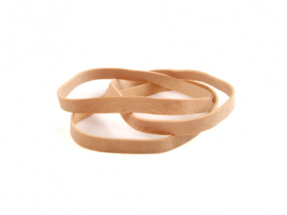 Rubber Bands 3-1/2х1/4 TAN