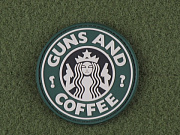 JTG Guns and Coffee Patch Fullcolor