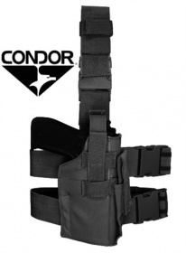 Condor Tactical Leg Holster BK