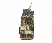 WAS Single MOLLE Open 5.56mm Pouch A-TACS AU