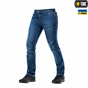 M-Tac джинсы Tactical Gen.I Indigo Blue Slim Fit (сорт 2)