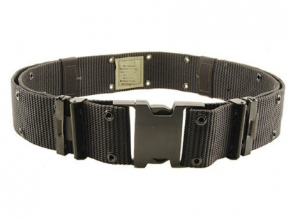 Tru-Spec Pistol Belt GI-Spec Nylon Black