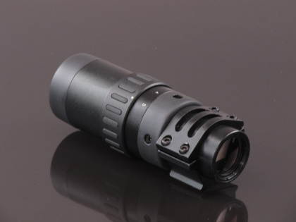 China made 1,5-5X Magnifier with QD Mount