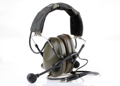 Element Z-Tac Sound-Trap Headset (Military Version)