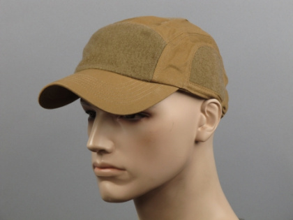 TMC Large Area Velcro Base Cap TAN