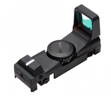 CA 1 x 25 Reflex Sight (Square Shape)