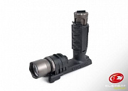 Element M910A Vertical Foregrip WeaponLight BK
