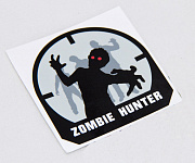 MSM Zombie Hunter Decal SWAT