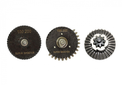 Super Shooter 100:200 CNC Gear Set