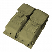 Condor Double M4 Mag Pouch OD