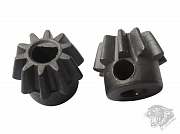 ZC Leopard MIM D-Shaped Motor Pinion Gear