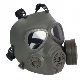 China made M4 Gas Mask with Vent. OD