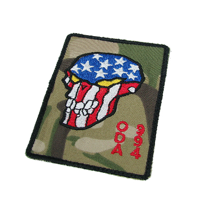 KA ODA 994 Embroidery Patch - MC