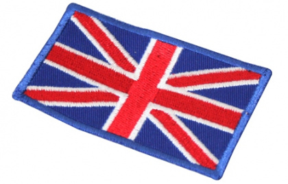 CA Britain Flag Patch
