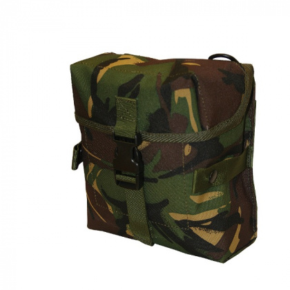Highlander MOLLE LARGE POUCH DPM