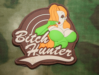 JTG Bitch Hunter Patch Multicam