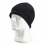 Pentagon Fleece Watch Cap with Dintex Liner Black