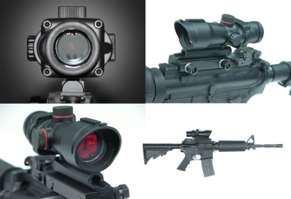 Guarder ACOG-style Scope