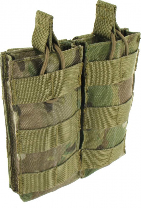 Highlander Double Quick Mag Pouch Multicam