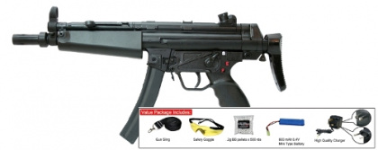 CA Sportline MP5A3 Wide Forearm (Metal Body)(Value Package)