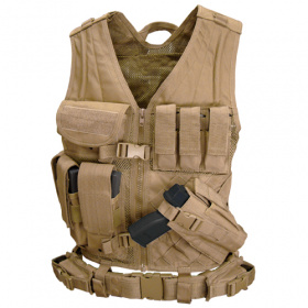Condor Crossdraw Vest XL/XXL TAN