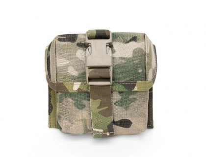 WAS .338/7.62mm Mag Pouch Multicam