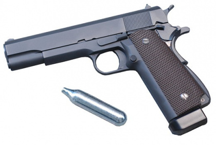 WE 1911 Big Magazine CO2 Gun