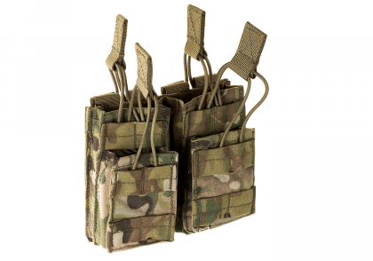 Claw Gear 5.56 Double Stacker Pouch Multicam