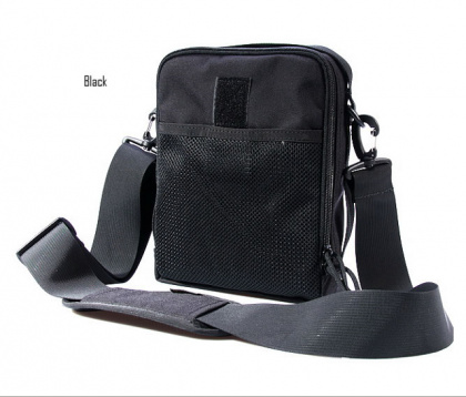 Flyye Duty Accessories Bag Black