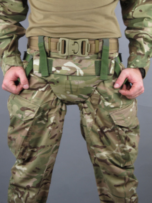 Брит. защита паха Tier 2 Pelvic Protection MTP