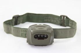 China made Tactical Headlight 4 LED Green
