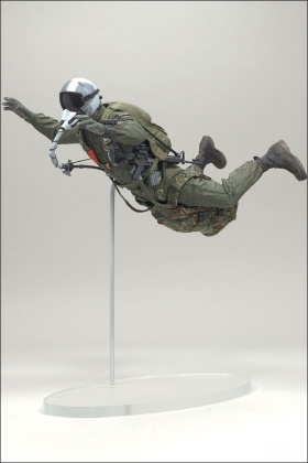 Air Force Halo Jumper